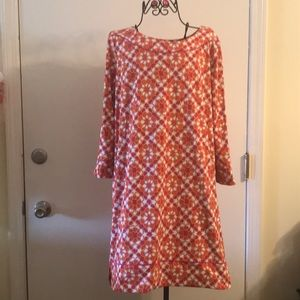 Lands End dress size 18